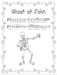 ghost john