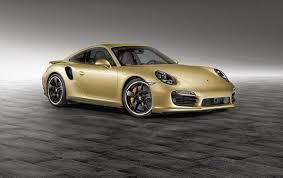 gold porsche 911 2014 porsche 911 turbo lime gold by porsche exclusive review top