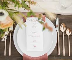 Urban Table Menu 844 Best Place Settings Images On Pinterest Wedding Tables