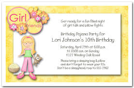 sleepover invitations sleepover birthday invitations