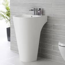 Designer Sink Hudson Reed Lavish Designer Freestanding Bathroom Basin Bas034