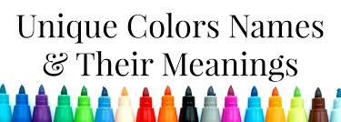 writer u0027s resource colors pt 2 once upon a lexicon