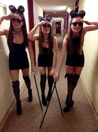 cute three blind mice halloween costume halloween ideas