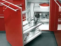 rangement coulissant meuble cuisine rangement angle cuisine deux dentre eux sont fixacs sur lintacrieur