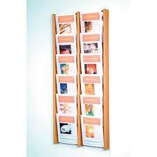 interior wall mounted folder holder ikea wall rack wall