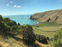 a fabulous day picture of eastern bays scenic mail run akaroa