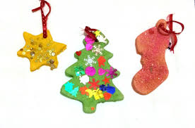30 days of homemade kid ornaments the resourceful mama