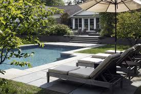 Inground Pool Patio Designs Semi Inground Pool Pool Mediterranean With Balcony Courtyard