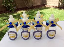 royal blue and gold baby shower decorations 12 small 3 5 royal blue baby shower favors