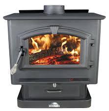 us stove 2 000 sq ft medium epa certified wood stove walmart com