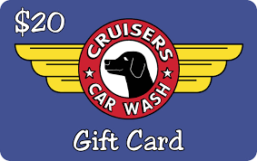 20 dollar gift card products archive cruisers car wash