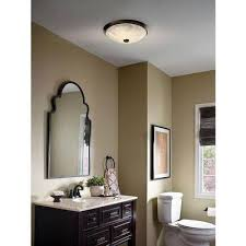Bathroom Ventilation Fan With Light Nutone 772rbnt Oil Rubbed Bronze 80cfm Decorative Bathroom Vent