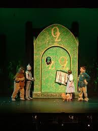 Wizard Of Oz Set Design Ideas