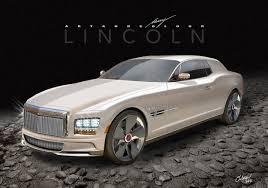 Lincoln Continental Price 2016 Lincoln Continental Mark Ix Lsc V12 Biturbo Concept U0027im Mac