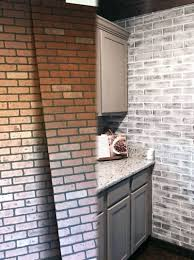 glass backsplash kitchen tiles brick pattern glass tile backsplash brick style tiles for
