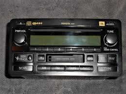 used lexus parts sun valley ca for sale 2005 toyota factory radio 6 disc in dash changer jbl