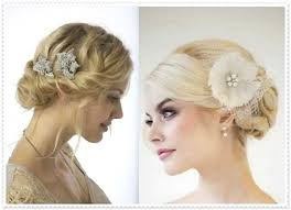 Hochsteckfrisurenen F Mittellange Haar Hochzeit by Best 25 Brautfrisuren Mittellang Ideas On Frisur