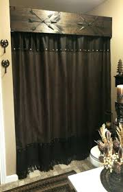 Cabin Shower Curtains Curtains For Log Cabins Western Rustic Log Cabin Shower Curtain