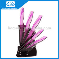 Pink Kitchen Knives Royalty Line Knife Set Royalty Line Knife Set Suppliers And