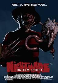 a nightmare on elm street u201d poster art by elkwoodjack freddy