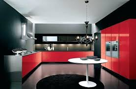 black and red kitchen u2013 fitbooster me