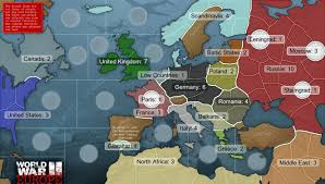 European Map Game by Wwii Europe Redux Map