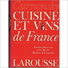cuisine et vins de cuisine et vins de edition curnonsky