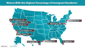 San Jose City College Map by How Immigrants Affect U S Housing Markets Realtor Com