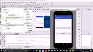 android studio button how to create a rounded corners button in android studio tutorial