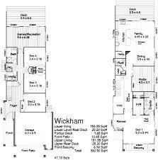 narrow lot house plans with rear garage narrow lot house plans about house plans for narrow lots narrow lot