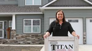 local home builder stays under the radar while growing her