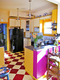 best of pink tiles kitchen taste