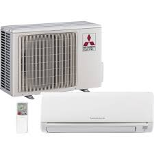 ductless mini split mitsubishi 12 000 btu ductless mini split heat pump sylvane