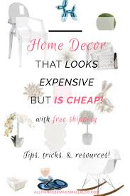 How To Decorate Your Home On A Budget Cheap Home Decor