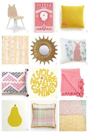 Girls Bedroom In Pink Yellow And Lime Green Best 25 Yellow Girls Rooms Ideas On Pinterest Yellow Girls