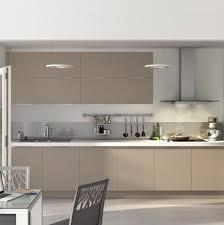 cuisine moderne taupe cuisine blanc et taupe waaqeffannaa org design d intérieur et