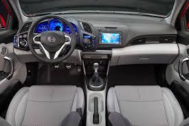 Honda Toaster Car Honda Cr Z Ex Drivencarreviews Com