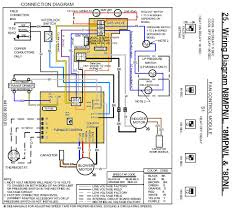 gas furnace wiring schematic tempstar gas furnace wiring diagram