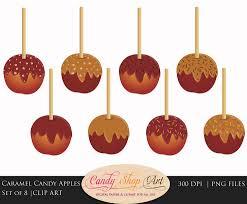 candy apples for halloween candy apple clip art apple clipart fall clip art caramel