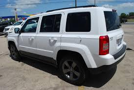 jeep patriot spare tire mount 2014 jeep patriot high altitude brownsville tx motors