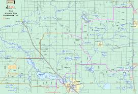Allegan Michigan Map by Michigan Snowmobiling Wayland Snowmobile Trail Map Michigan Sledhead