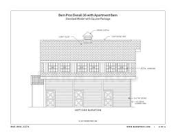 Barn Plans With Loft Apartment 32 Best Pole Barn Images On Pinterest Pole Barns Architecture