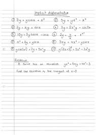 ib standard normal distribution revision notes by mrcsmaths
