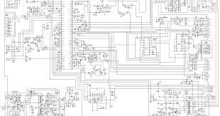 akira 21whs3 bn u2013 21 inch crt tv u2013 circuit diagram u2013 uoc tda9381