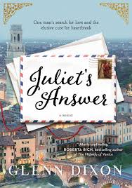 juliet u0027s answer book by glenn dixon official publisher page