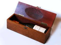Wine Gift Boxes The Trousse Luxury Wine Gift Box Recycled Oak Wine Barrel