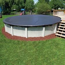 8 year 18 ft round pool winter cover walmart com