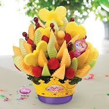 fruit arrangements delivered edible arrangements disney princess enchanted bouquet for