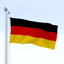 The Germany Flag Animated German Flag By Dragosburian 3docean