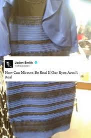 Dress Meme - dress jaden smith dress meme blue black dress white gold dress i